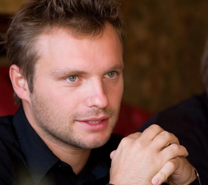 Krzysztof Candrowicz z europejską nagrodą