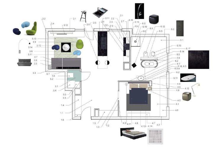 Zapraszamy na kursy projektowania wnętrz