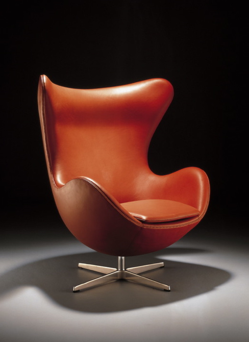 Egg Chair produkuje obecnie marka Republic of Fritz Hansen. fot. Materiały prasowe