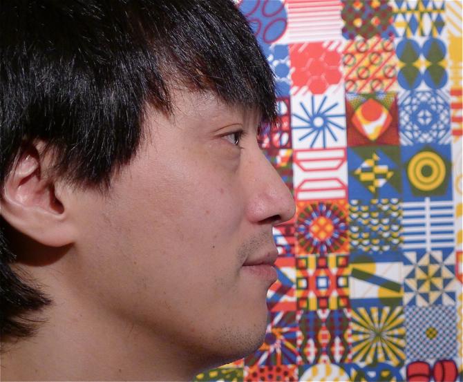 Kyuhyung Cho pochodzi z Korei Południoiwej. fot. Wojciech Trzcionka