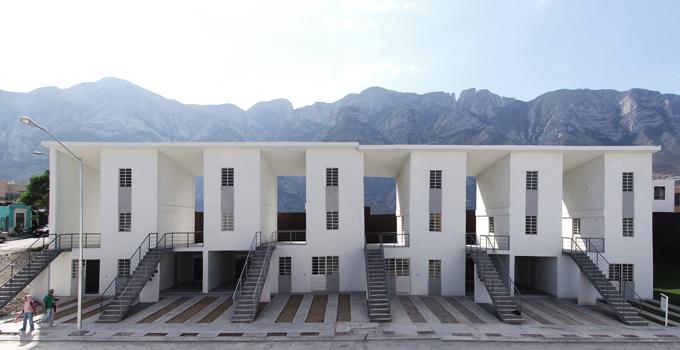 W kategorii Dom zwycięzcą okazał się projekt Monterrey chilijskiego studia Elemental. To nowy, rewolucyjny model na mieszkania socjalne. fot. Materiały prasowe