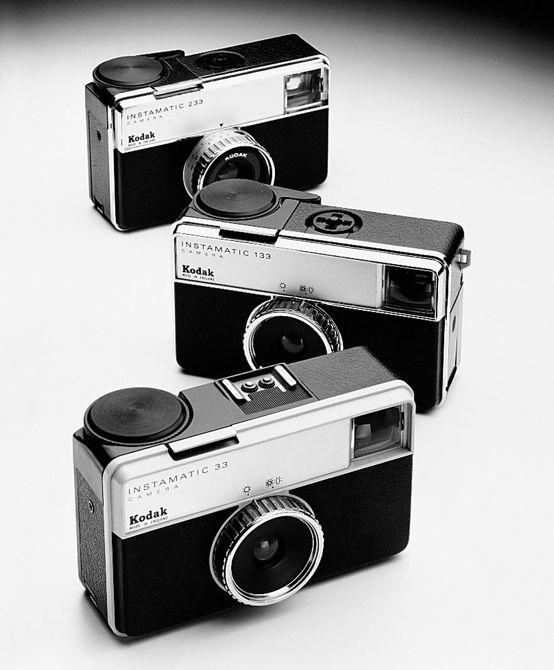 Kodak Instamatic. fot. Materiały prasowe