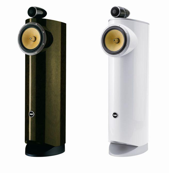 Diamentowe głośniki dla B&W. fot. Materiały prasowe