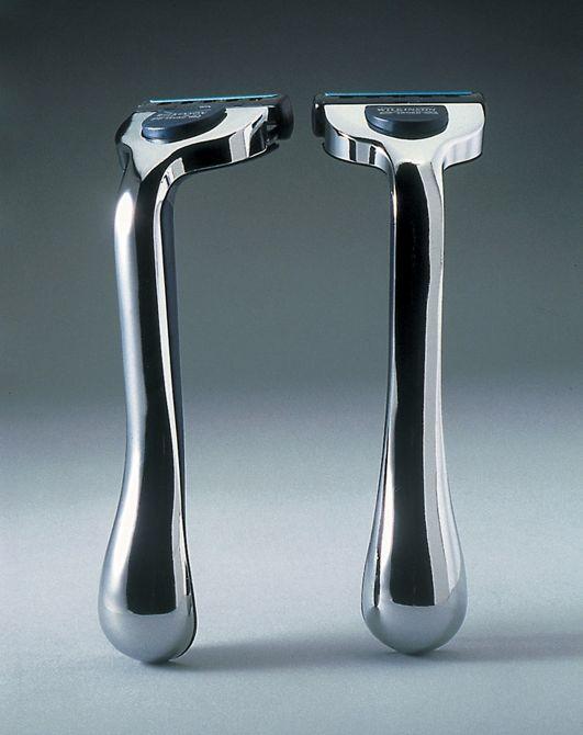 Maszynki do golenia powstałe dla Wilkinsona.  fot. Materiały prasowe