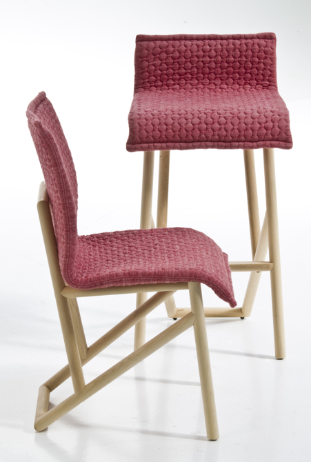 Wybrane produkty z kolekcji  Klara możemy obecnie oglądać w Concordii Design w Poznaniu.  fot. Materiały prasowe