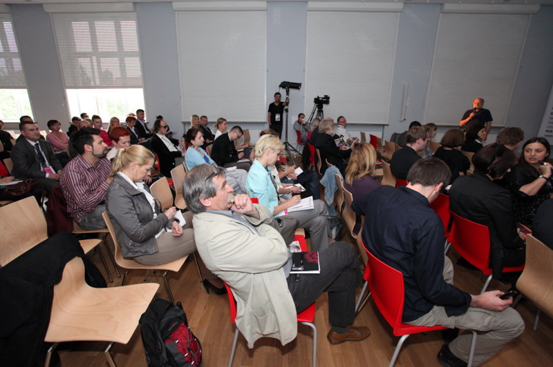 Konferencja odbyła się w Akademii Sztuk Pięknych we Wrocławiu. fot. Materiały prasowe