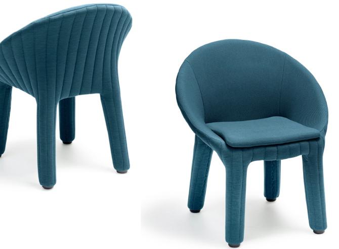 Coupe: Krzesło do ubrania