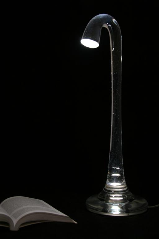 Lampa Leda to projekt Jeremiego Nagrabeckiego. fot. Materiały prasowe