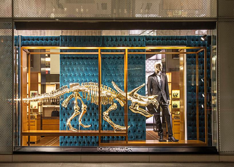 Louis Vuitton. Dinozaury z nową kolekcją