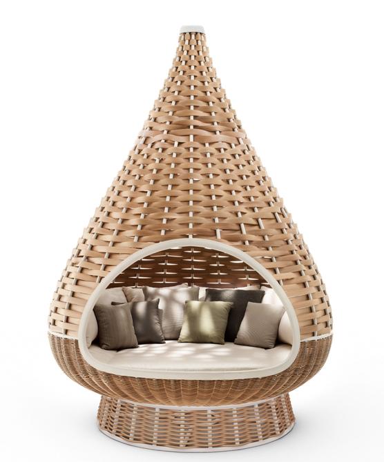 Nestrest można też postawić na tarasie lub w salonie. fot. Materiały prasowe