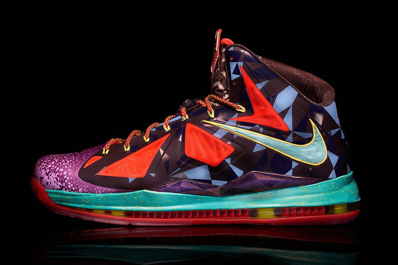 Nike: Buty dla gwiazdy