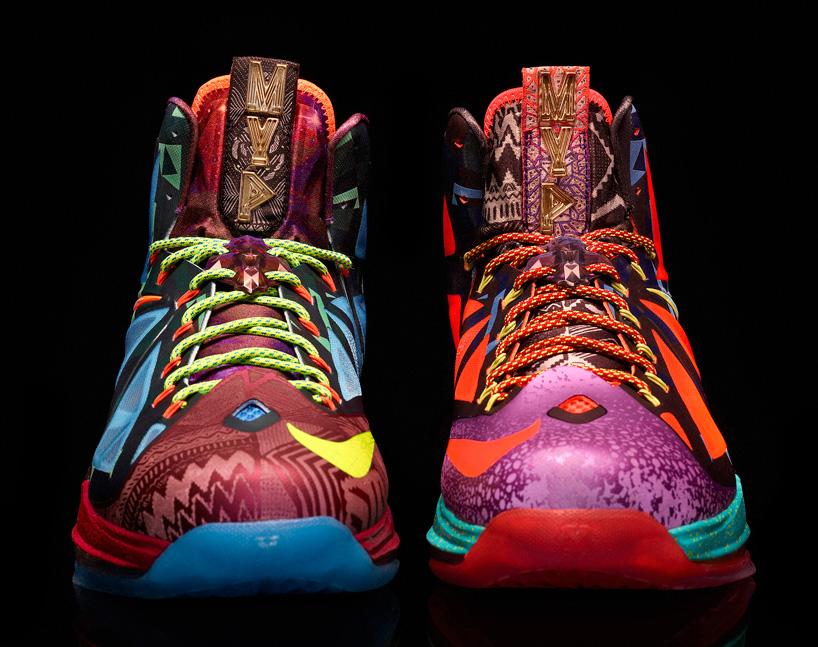Buty są sygnowane nazwiskiem LeBron Jamesa, gwiazdy amerykańskiej koszykowki i ligi NBA. fot. Materiały prasowe