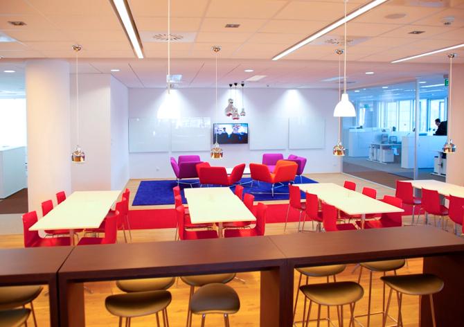 Biuro zostało otwarte w marcu, mieści się w budynku Mokotów Nova. fot. Materiały prasowe