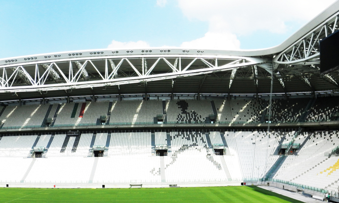 Nowy stadion Juventusu Turyn, stworzony przez architektów ze Studia Pininfarina. fot. Materiały prasowe