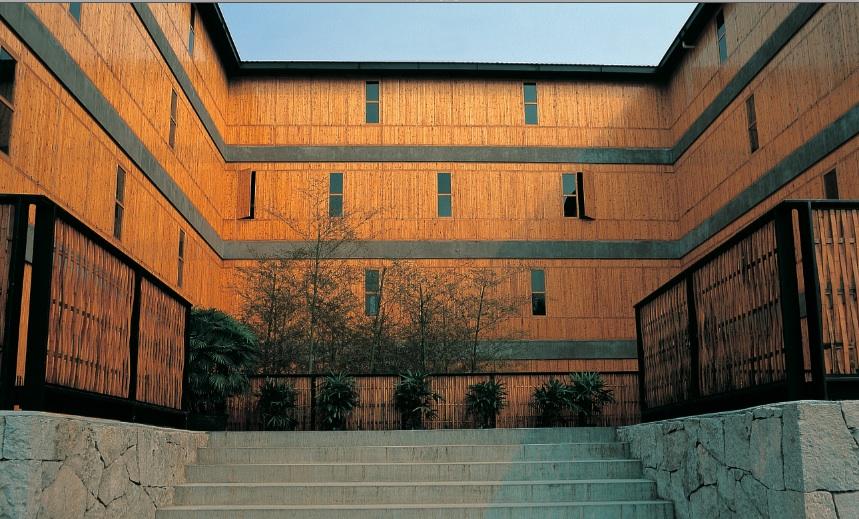 Xiangshan Campus, China Academy of Art, 2002-2004, Hangzhou. fot. Lu Wenyu