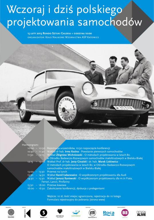 Konferencja odbędzie się 15 lutego w Rondzie Sztuki w Katowicach.
