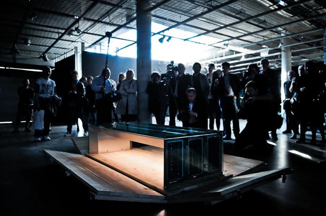 W ostatnich miesiącach studio Sokka dało się poznać jako m.in. projektanci miejskich ławeczek. fot. Radosław Kazimierczak