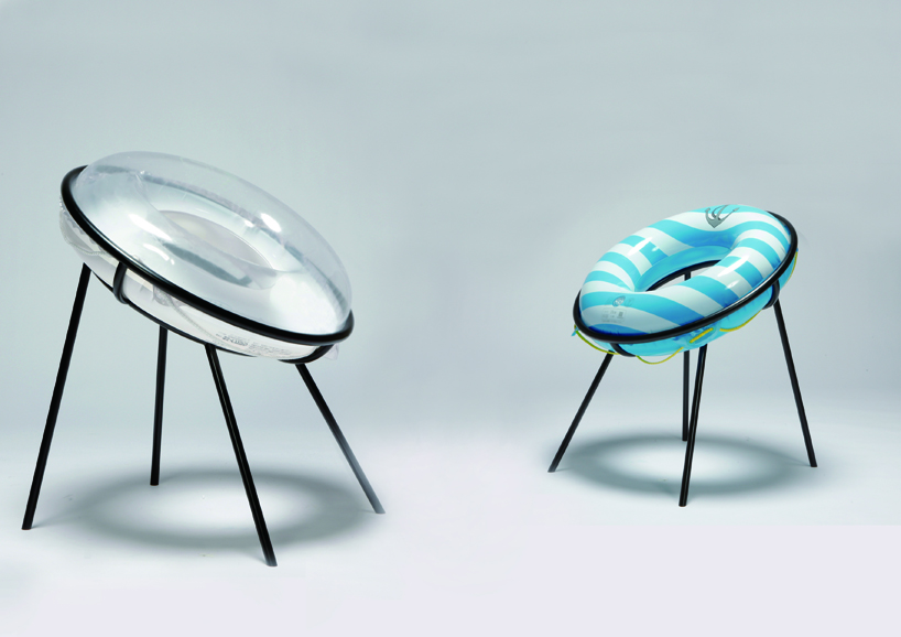 Krzesło blisko morza