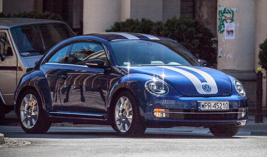 Koncertowy Volkswagen The Beetle (wideo)