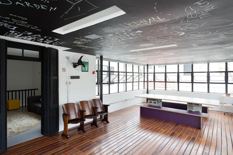 Pierwszy dizajnerski hostel w Sao Paulo