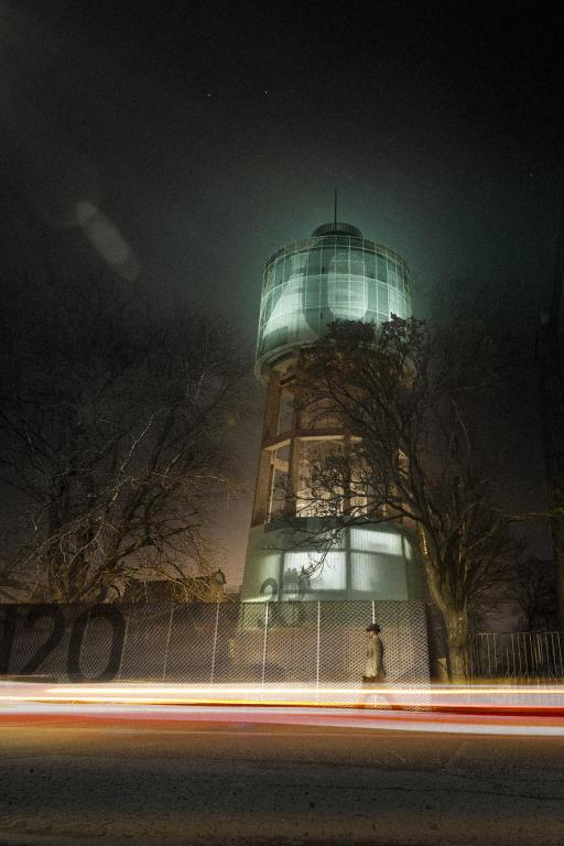 By może w dawnej wieży ciśnień znajdzie się m.in. miejsce dla serwerowni. fot. Materiały prasowe