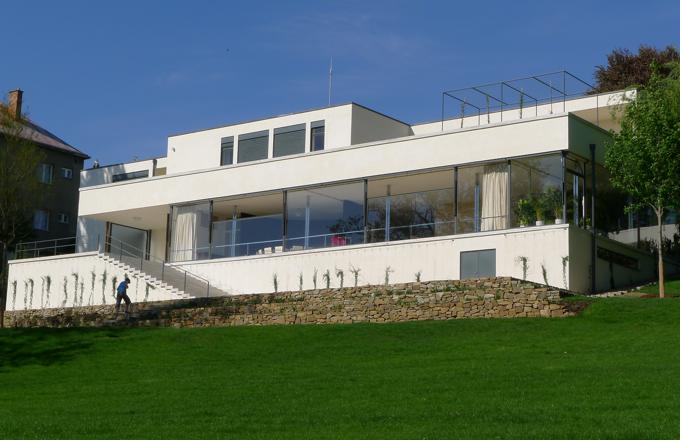 Archikona: Modernistyczna perła w Brnie