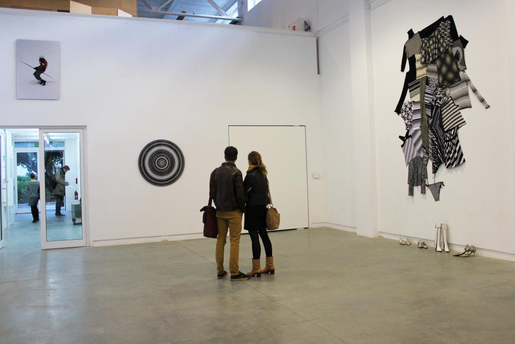 Wystawę można oglądać do 31 października. Galeria Leto, Soho Factory, ul. Mińska 25, Warszawa. fot. Eliza Ziemińska