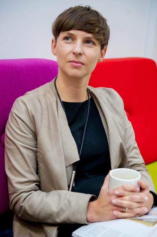 Ewa Voelkel-Krokowicz, prezes i właściciel Concordia Design. fot. M. Zakrzewski