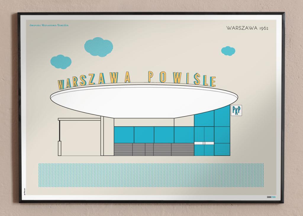 Warszawski Dworzec Powiśle. fot. Materiały prasowe