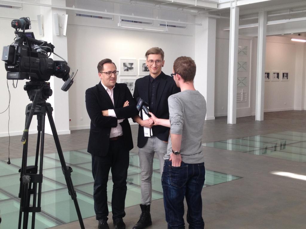 Kuratorami tegorocznej edycji wydarzenia są Marcin Szczelina (z lewej) oraz Tomasz Malkowski. fot. Materiały prasowe