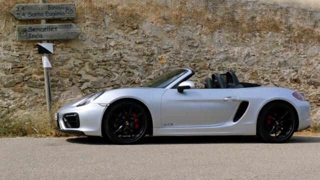 Poczuć ryk Porsche GTS. Niezapomniane!