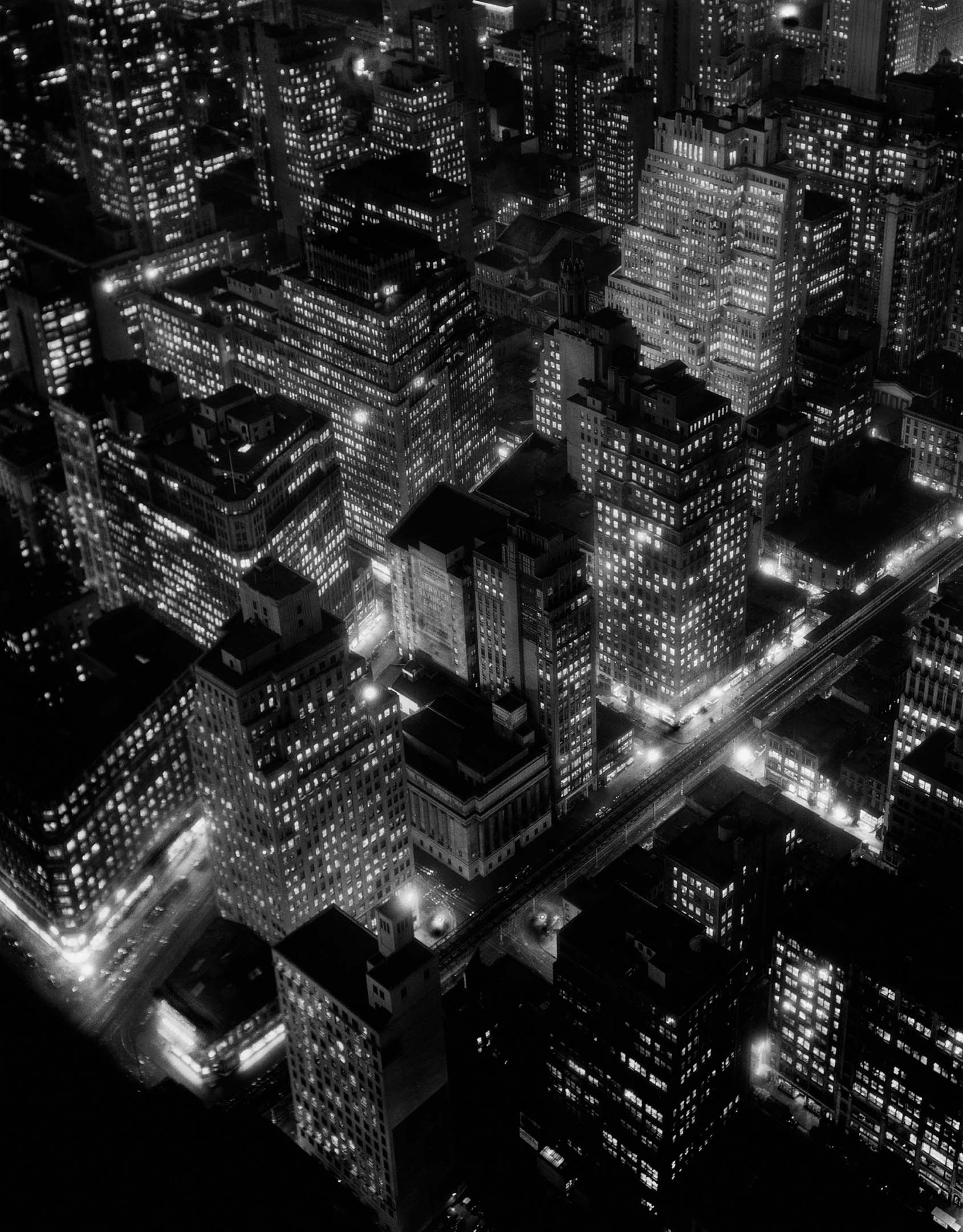 New York Nightview