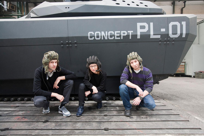 PL-01 CONCEPT dyrektor projektu Rafał Zitaruk OBRUM_fot.Marcin Mazurowski