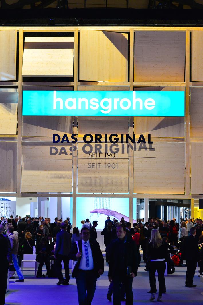 Hansgrohe, ISH 2015
