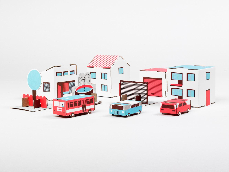 Robert Czajka_Paper Town
