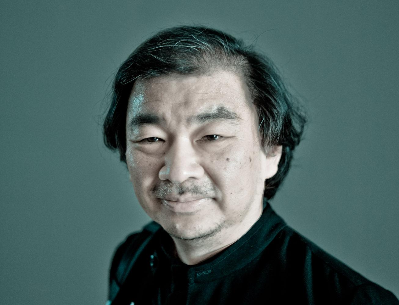 Shigeru Ban: Nie należę do żadnego kraju