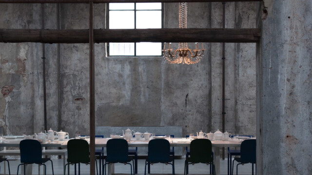 Najmodniejsza restauracja w Mediolanie [wideo]