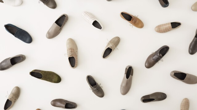 Buty klasyczne inaczej [zdjęcia]