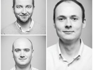 Michał Wojas, Maciej Dubiel, Marcin Marchewka
