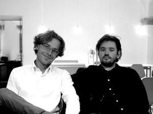 Jakub Sobiepanek i Michał Woch