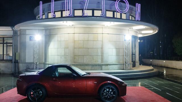 Mazda wspiera nagrody za kreatywne myślenie