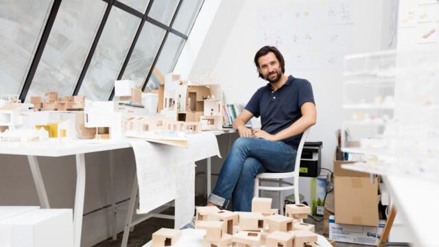 Maciej Siuda: Od początku wiedziałem, że nie mamy wiedzy, by tę szkołę zaprojektować
