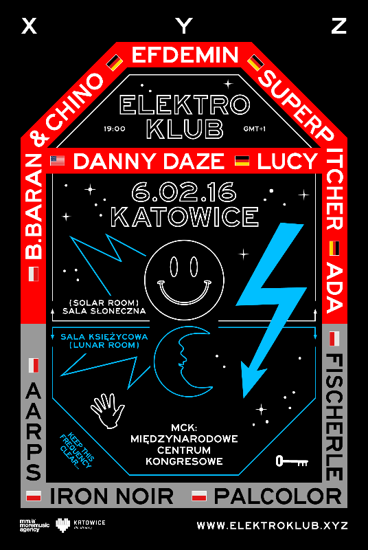 elektroklub_poster
