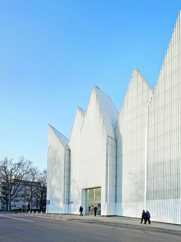 Filharmonia Szczecinska, Szczecin, Polska, zwyciezca 2015, fot. Hufton Crow