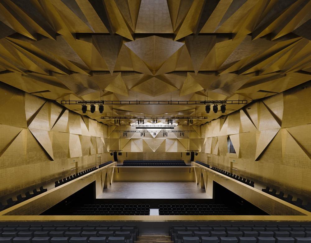 Filharmonia w Szczecinie, 2015, wnetrze, fot.Simon Menges