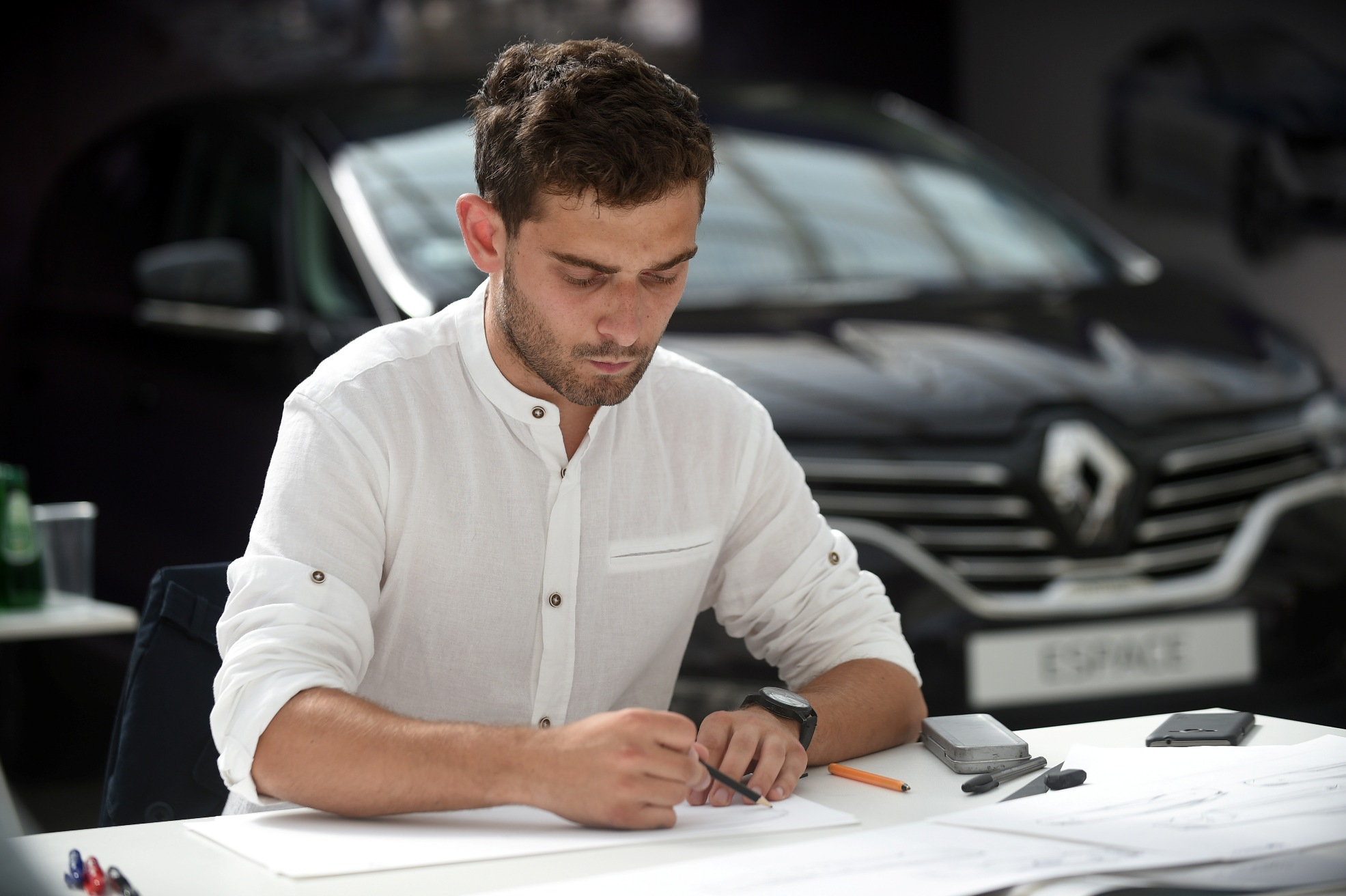 Daniel Czyszczoń, warsztaty car designu