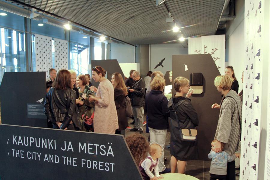 Miasto i las Helsinki (2)