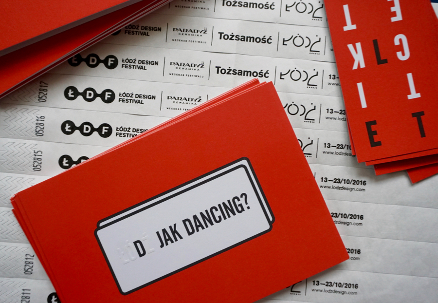 Wygraj wejściówkę na Łódź Design Festiwal