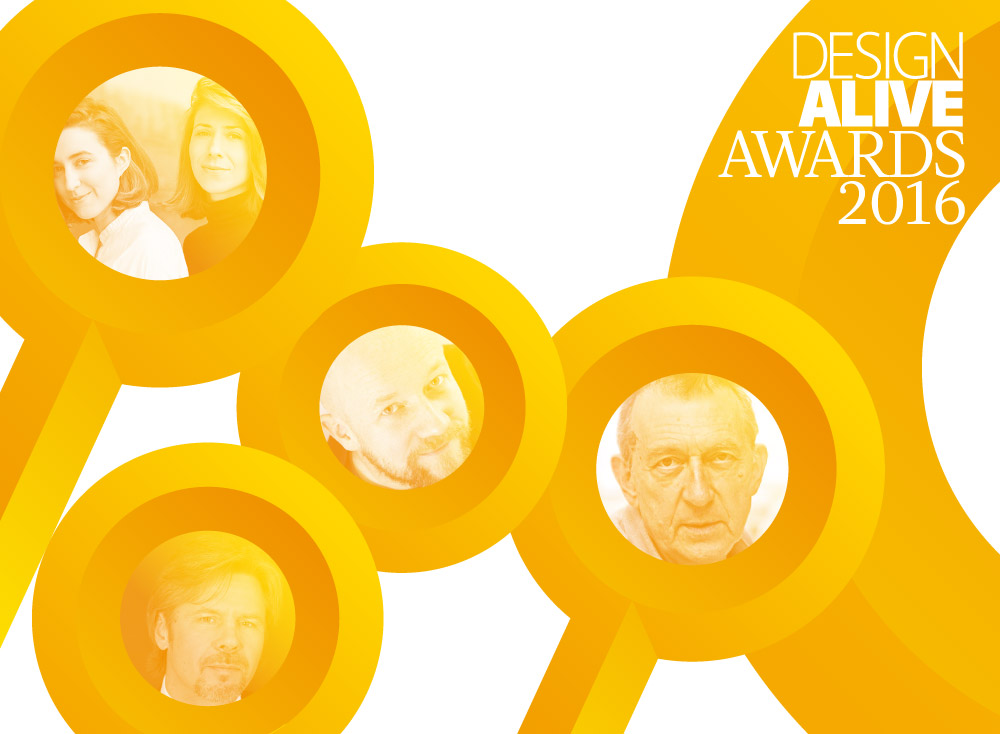 Poznajcie zwycięzców Design Alive Award 2016