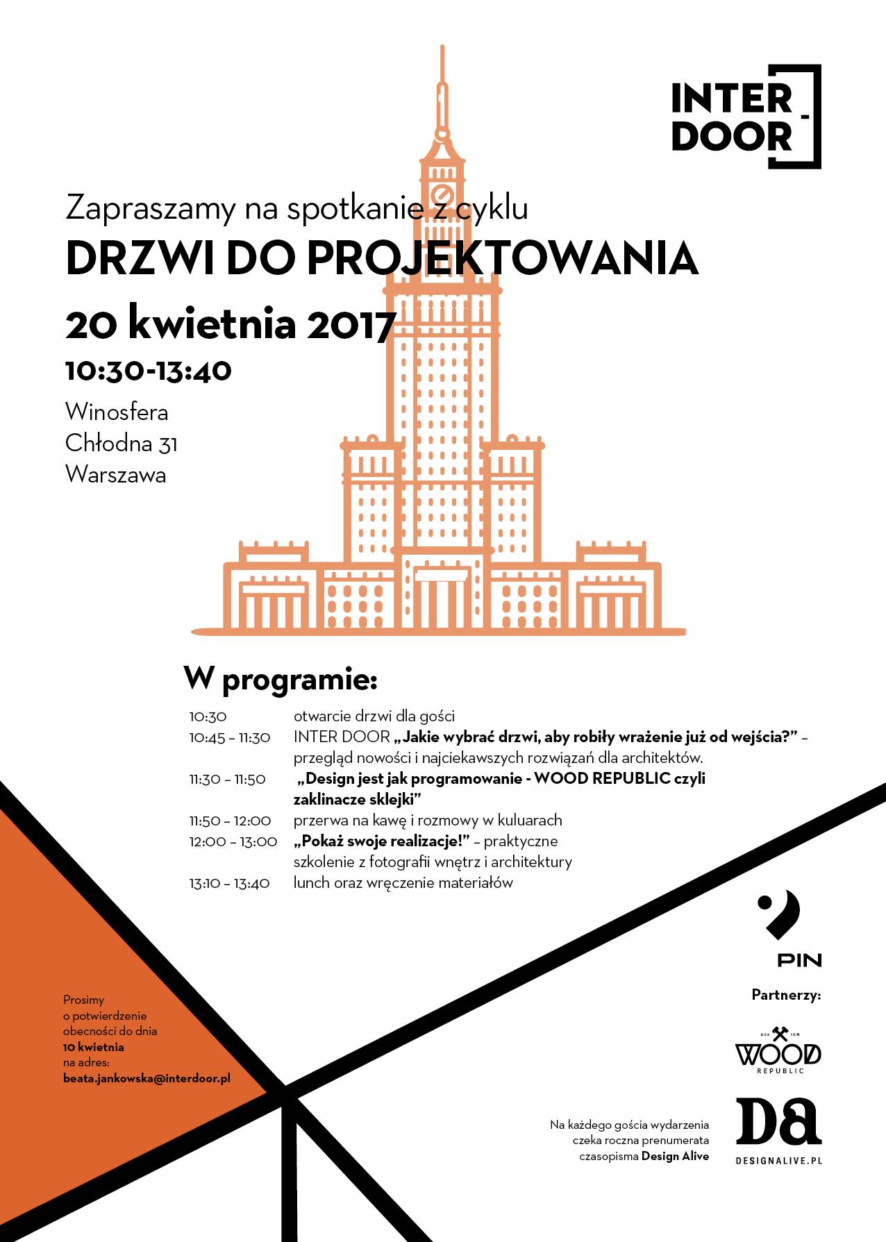 Spotkanie w Warszawie_INTER DOOR